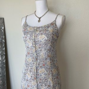 Cotton On Paisley High Low Dress